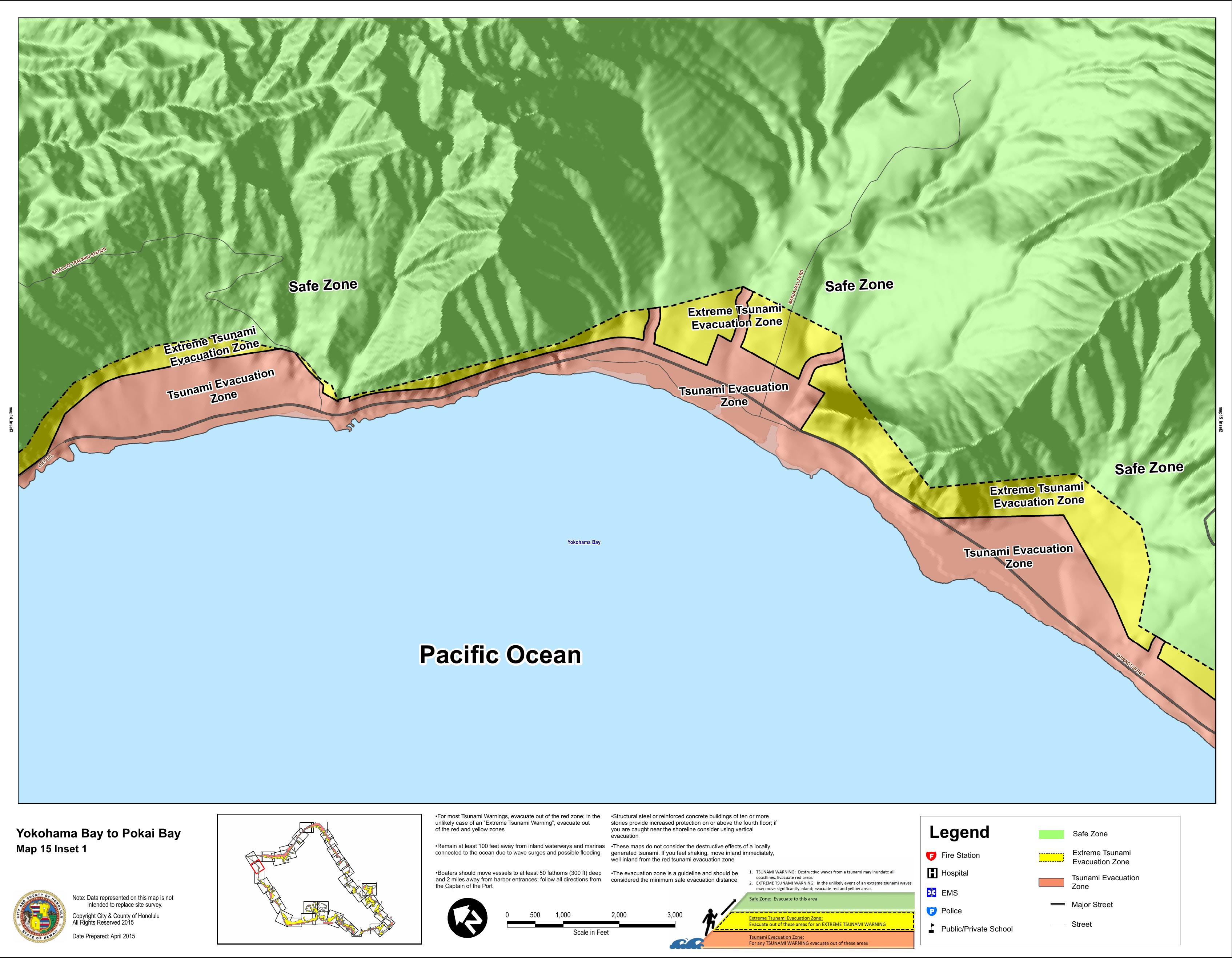 Hawaii State Tsunami Evacuation Maps on honolulu neighborhood map, honolulu county map, pahoa map, kapaa map, kaha lani map, laie map, hawaiian paradise park map, north kohala map, lanikai map, waianae map, kahala map, sunset map, waipahu map, makawao map, mililani map, honolulu bus route map, hawaiian beaches map, pauoa valley map, punaluu map, aina haina map,